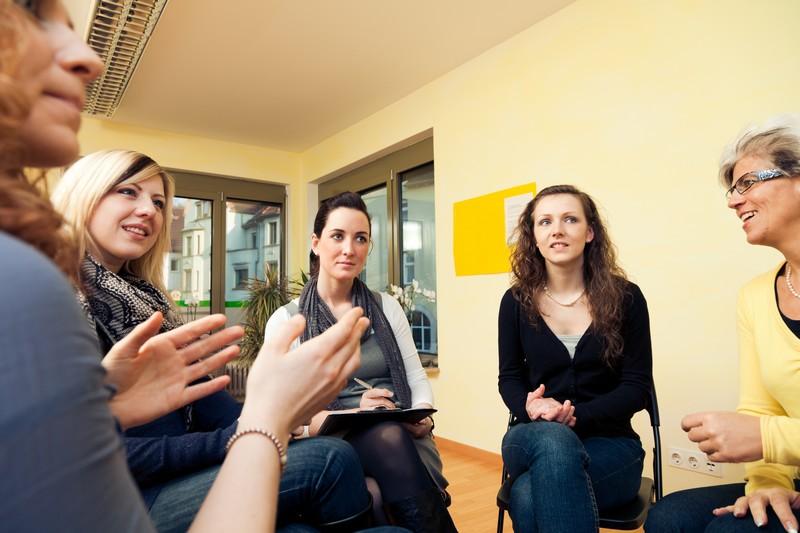 Sesiones coaching grupal para mujeres